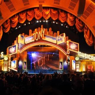 Прошла церемония вручения премии Tony Awards