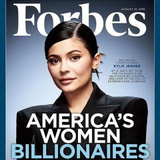 Кайли Дженнер – самый молодой миллиардер планеты
