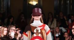Наряды от Alexander Arutyunov на показе мод в Москве