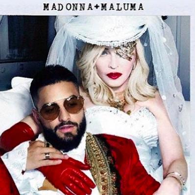 Мадонна выпустила сингл «Medellin»