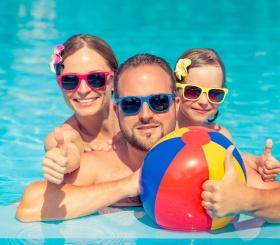 Как съездить в отпуск с детьми и отдохнуть?