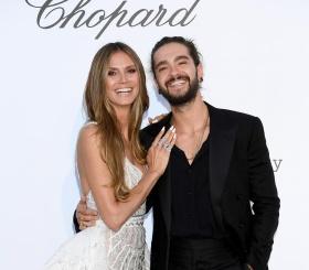 46-летняя Хайди Клум вышла замуж за 29-летнего бойфренда