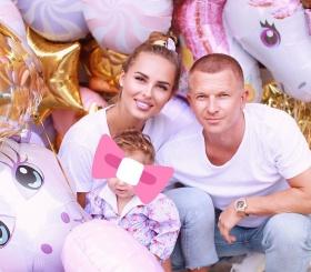 Певица Ханна и Пашу перестали скрывать имя своей дочери