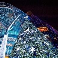 В Милане установят рождественскую ёлку Swarovski