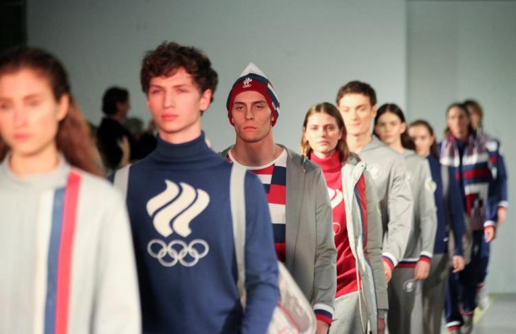 Презентована новая форма для олимпийской сборной России - Радио Romantika