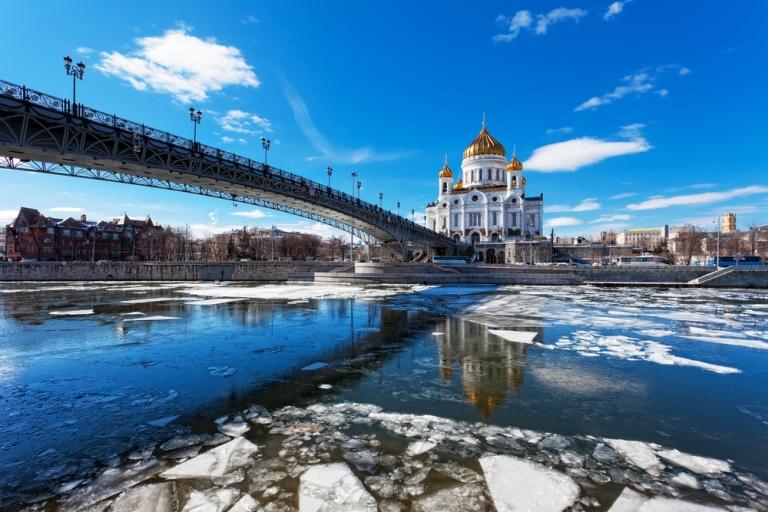 В Москве лето - Радио Romantika
