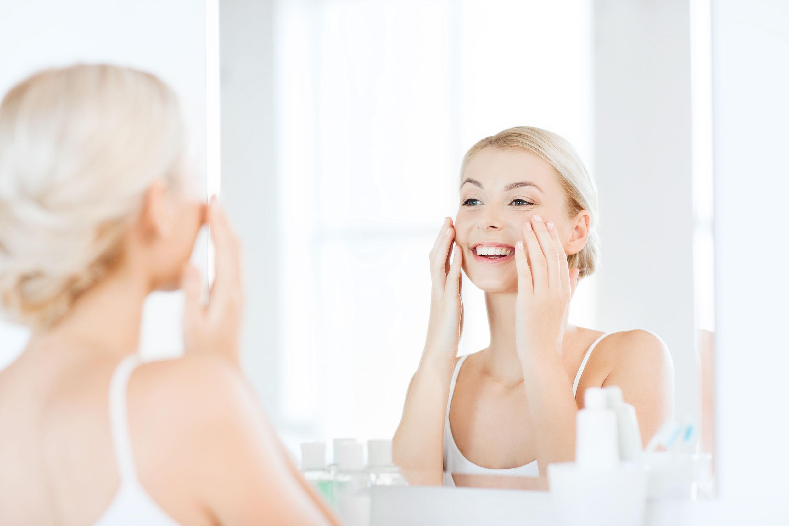 ТОП-10 ошибок в уходе за кожей лица после 30