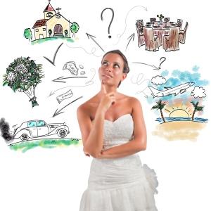 С чего начать подготовку свадьбы?