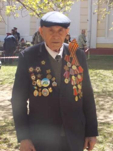 Владимир Дмитриевич Поздняков