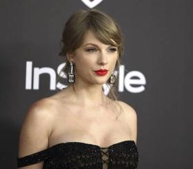 Тейлор Свифт написала песню для фильма «Кошки»