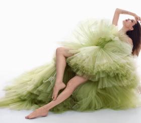 Анджелина Джоли снялась в откровенной фотосессии