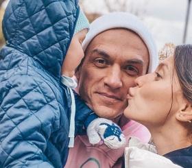 Влад Топалов поздравил сына с первым днем рождения