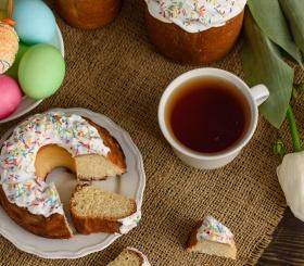 4 лучших рецептов глазури для кулича