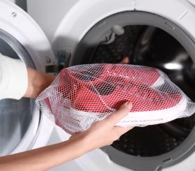 Учимся правильно стирать и сушить кроссовки