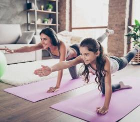 5 упражнений для красивого тела