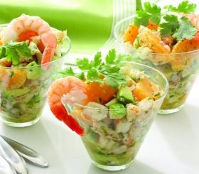 Необычный рецепт салата оливье