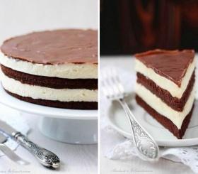 Самые вкусные рецепты: торт Milka