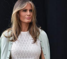 Мелания Трамп подает на развод