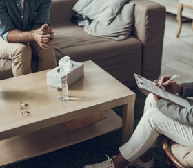 Психолог и его пациент: 4 факта