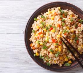 Учимся готовить самый вкусный рис