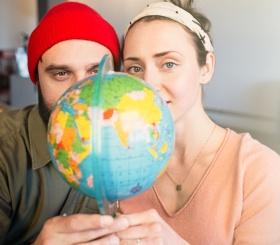 5 романтических мест в России в проекте «Любовное настроение»