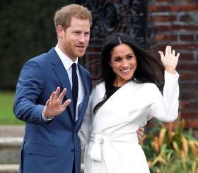 Меган Маркл и принц Гарри свободны от королевских обязательств