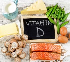5 продуктов, в которых много витамина D