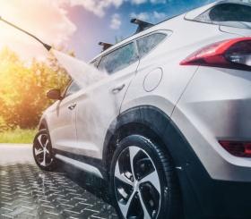 Леди за рулем. Как часто надо мыть машину?