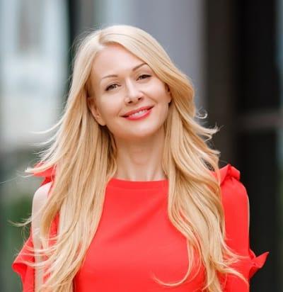 Елена Каркукли, международный эксперт по фейсфитнесу